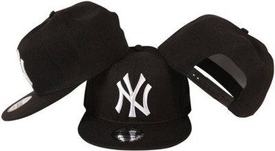 peter india Embroidered NY Hip hop and Snap back Cap Cap