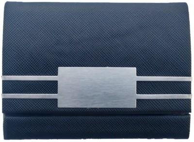 Insasta 4 Card Holder(Set of 1, Blue)