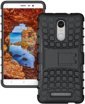 Monagamy Back Cover for Mi Redmi Note 4 Black