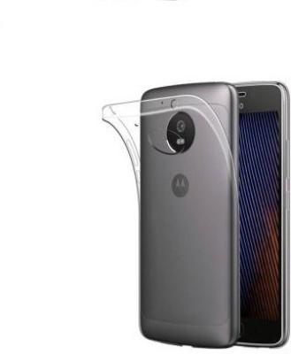 Tresbien Back Cover for Motorola Moto G5 Plus Transparent