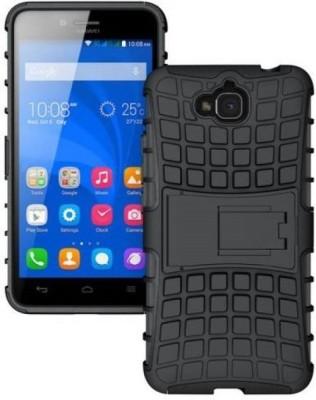 monagamy Back Cover for Asus Zenfone 4 Selfie Black