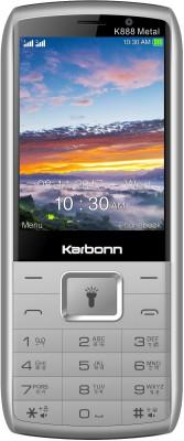 Karbonn K888 Metal(Silver)