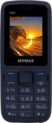 Mymax M40(Blue & Black)