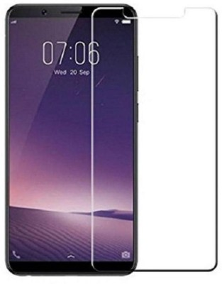CHAMBU Tempered Glass Guard for Micromax Bolt A71(Pack of 1)