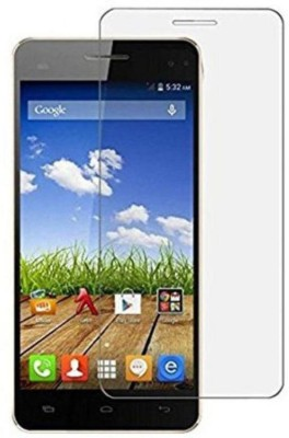 Loopee Tempered Glass Guard for Micromax Canvas HD Plus A190