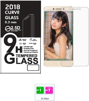 NaturalBuy Tempered Glass Guard for HTC Desire 516G(Pack of 1)
