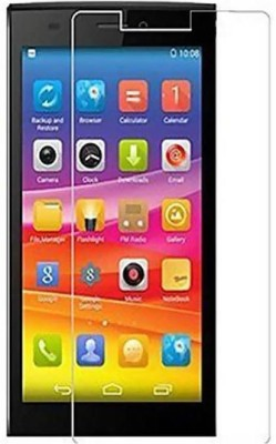 CHAMBU Tempered Glass Guard for Micromax Canvas Elanza A93(Pack of 1)