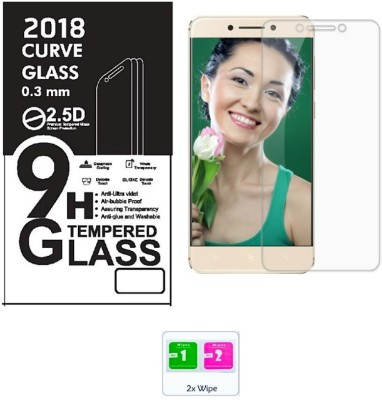 9H Tempered Glass Guard for HTC Desire 516G(Pack of 1)