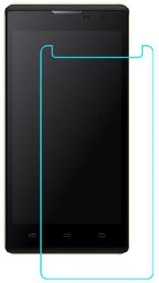 CHAMBU Tempered Glass Guard for Intex Aqua I5 Octa(Pack of 1)