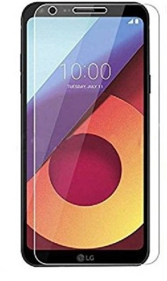 MudShi Tempered Glass Guard for Lg Q6(Pack of 2)