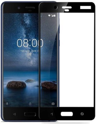 RUNEECH Tempered Glass Guard for NOKIA 8(Pack of 1)