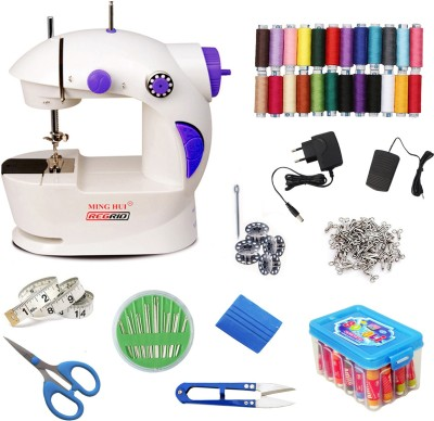 ReGrid 4in1 Portable Compact With Accessories CMB05 Electric Sewing Machine( Built-in Stitches 1)
