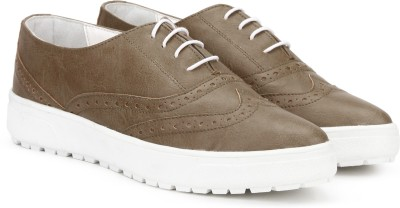 North Star MARCIA Casual Shoes For Women(Brown)