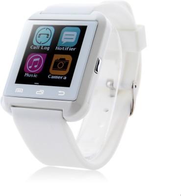 A Connect Z U8SW601-20 phone Smartwatch(White Strap Regular) 1