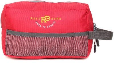 Rayzborn Genus Waterproof Multipurpose Bag(Red, 2 L)