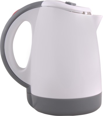 Morphy Richards Voyager 100 Electric Kettle(0.5 L, White, Grey)  available at flipkart for Rs.1405