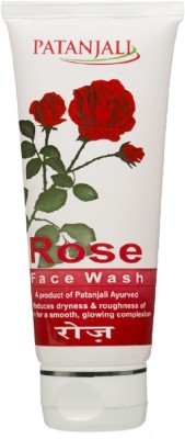 Patanjali Rose Face Wash 60 ML