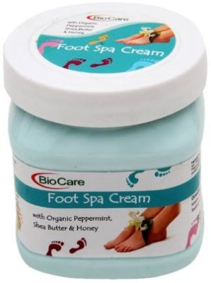 Biocare Foot Spa Cream For Women, 500 GM