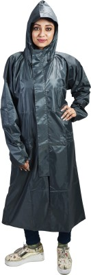 New Era Solid Men & Women Raincoat
