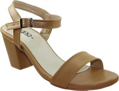 Ileana Women Beige Heels