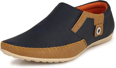 Adiso Loafers For Men(Navy)