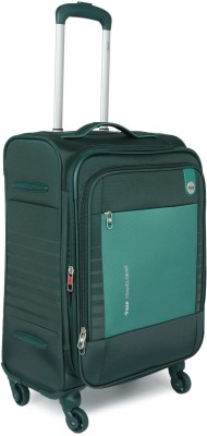 VIP Orbit 4W Exp Strolly Expandable  Cabin Luggage - 22 inch(Green) at flipkart