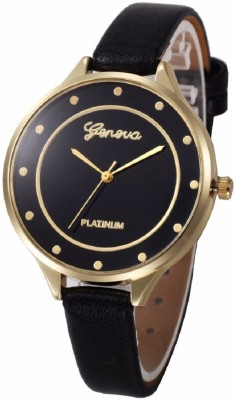 Geneva Platinum Analog Watch   For Women Geneva Platinum Wrist Watches
