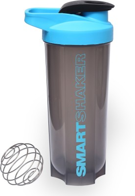 Jaypee Plus SMART 700 ml Shaker(Pack of 1, Blue)