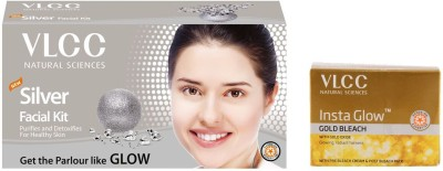 VLCC Snigdha Skin Whitening Day Cream SPF 25 (50g) + Night Cream (50g)(Set of 2)