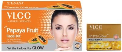 VLCC Facial Kit Combo(Set of 2)