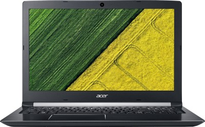 Acer Aspire 3 Pentium Quad Core - (4 GB/500 GB HDD/Linux) A315-31 Laptop(15.6 inch, Black, 2.1 kg)