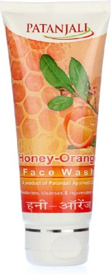 Patanjali Honey-Orange  Face Wash(60 g)
