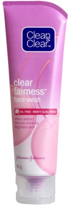 Clean & Clear Fairness Face Wash(80 g)