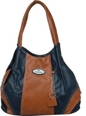 98212d7d3b8d 66% OFF on FD Fashion Soft Shoulder Bag(Blue