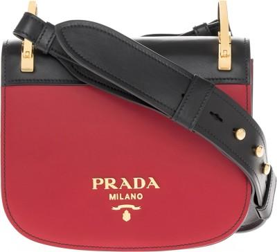 6a9f3e7741ca94 ... leather shoulder bag shoulder bags browns 2f759 92f92; coupon code for  buy prada sling bagblack red on flipkart paisawapas c30d0 3f3b9