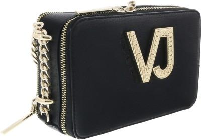 11ef438625d9 Buy Versace Sling Bag(Black) on Flipkart