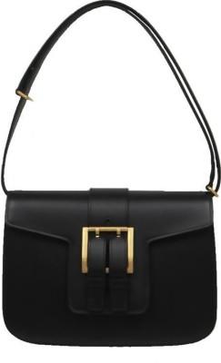 c9129ccb116 Buy Yves Saint Laurent Sling Bag(Black) on Flipkart | PaisaWapas.com
