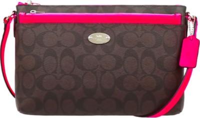 Buy Coach Sling Bag(Pink) on Flipkart | PaisaWapas.com