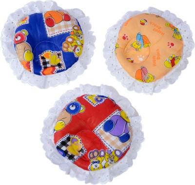 Shop Frenzy Cartoon Feeding/Nursing Pillow Pack of 3(Multicolor)