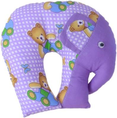 Shop Frenzy Cartoon Feeding/Nursing Pillow Pack of 1(ELEPHANT PURPLE)