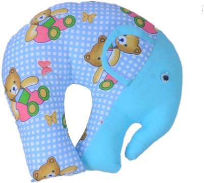 Shop Frenzy Cartoon Feeding/Nursing Pillow Pack of 1(Blue)