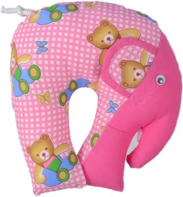 Shop Frenzy Cartoon Feeding/Nursing Pillow Pack of 1(Pink)
