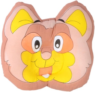 Shop Frenzy Cartoon Feeding/Nursing Pillow Pack of 1(Brown)