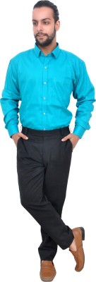 Mods Men Solid Casual Shirt