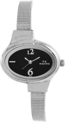 Maxima 25216CMLI Analog Black Dial Women's Watch (25216CMLI)