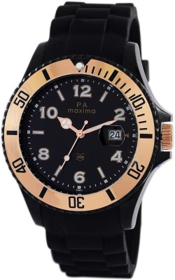 Maxima O-45941PPGN  Analog Watch For Men