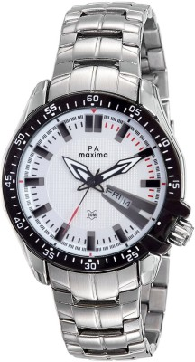 Maxima 37983CAGI  Analog Watch For Unisex
