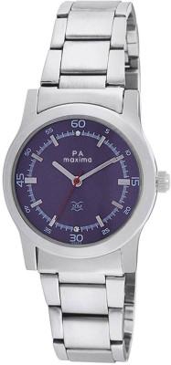 MAXIMA 28023CMLI Swarovski Analog Watch   For Women MAXIMA Wrist Watches