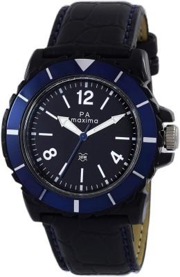 Maxima O-45846LPGW  Analog Watch For Men