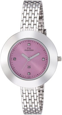 Maxima O-44900CMLI Analog Watch - For Women